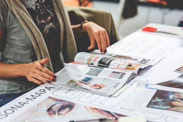 Magazine selbst gestalten und in Kleinauflage drucken lassen