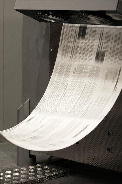 Offsetdruck und Digitaldruck für Zeitungen