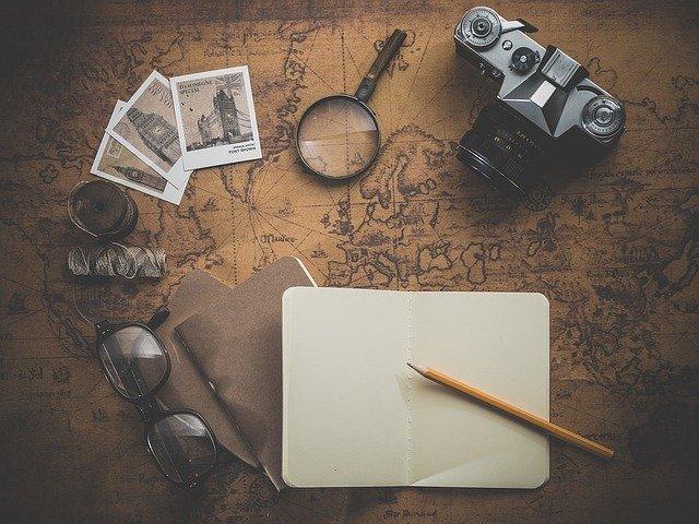Reisetagebuch als Zeitung selbst erstellen