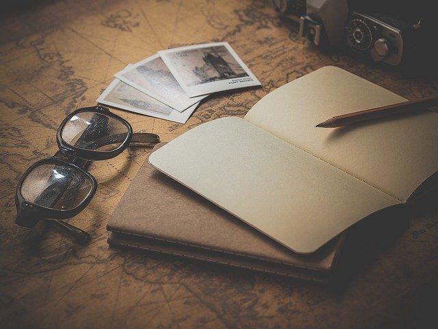 Reisetagebuch als kreative Zeitung gestalten