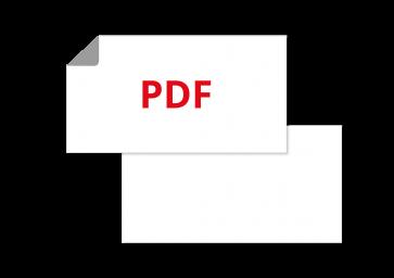 Eigene PDF als echte Postkarte drucken lassen