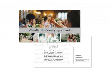 """Hochzeitskarte """"Schönster Tag im Leben"""""""