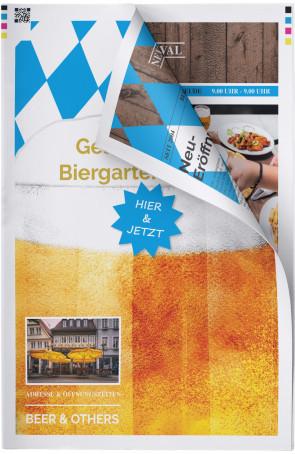 Biergartenzeitung