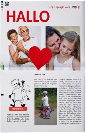 Zeitung für Oma & Opa
