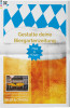 Biergartenzeitung selbst gestalten und drucken lassen