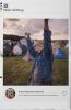 Titelseite einer Social Media Fotozeitung