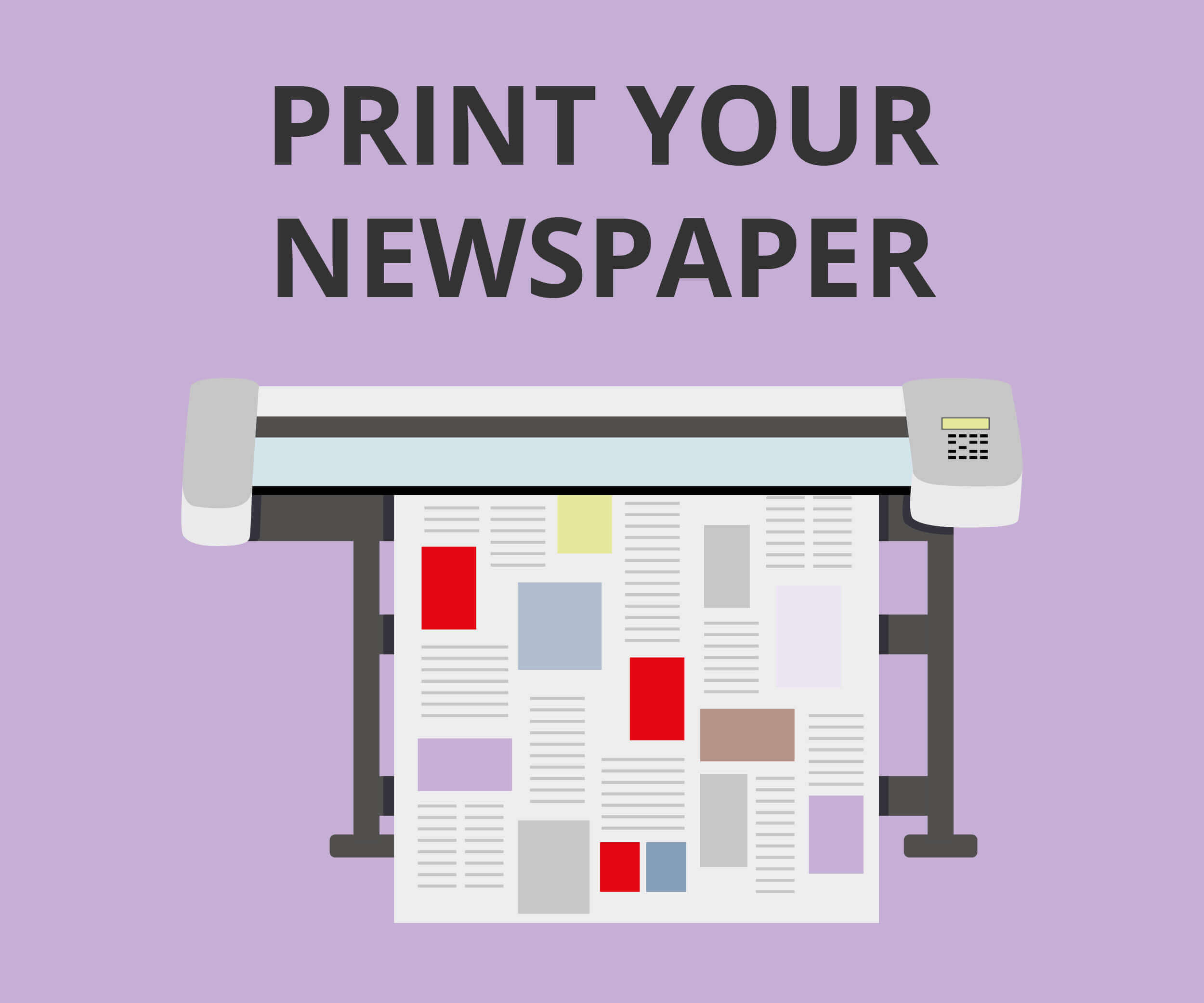 Print your own newspaper