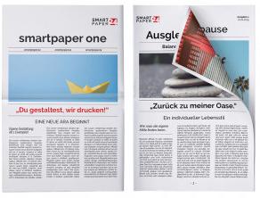 Zeitung Kleinauflage